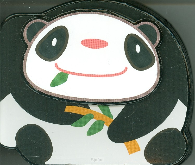 Wilde dieren panda