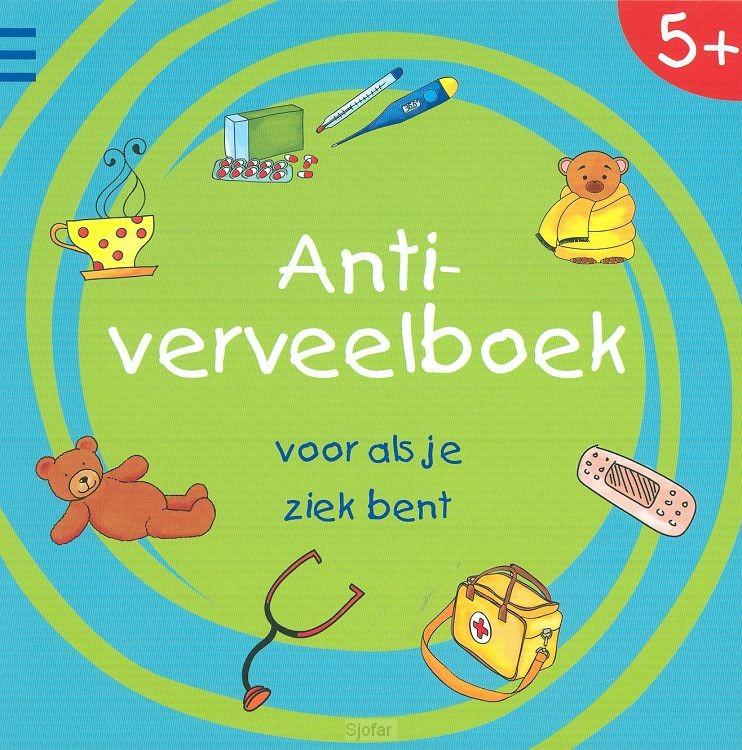 Antiverveelboek voor als je ziek bent