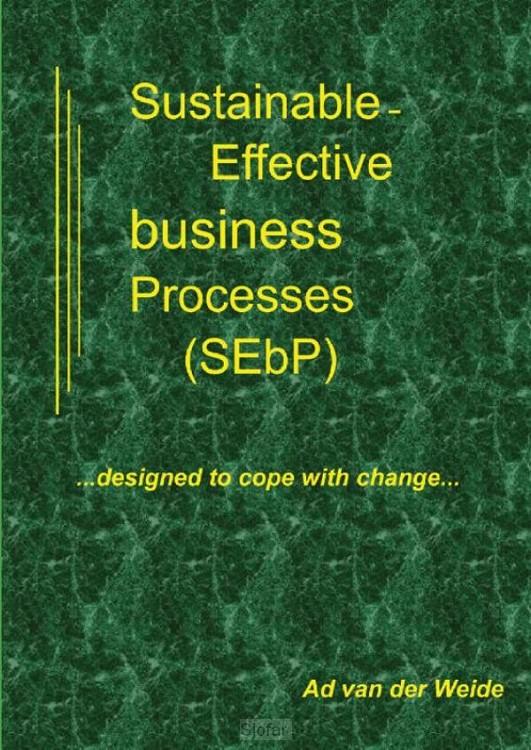 Sustainable-effective business processes (SEbP)