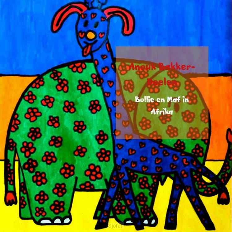 Bollie en Maf in Afrika