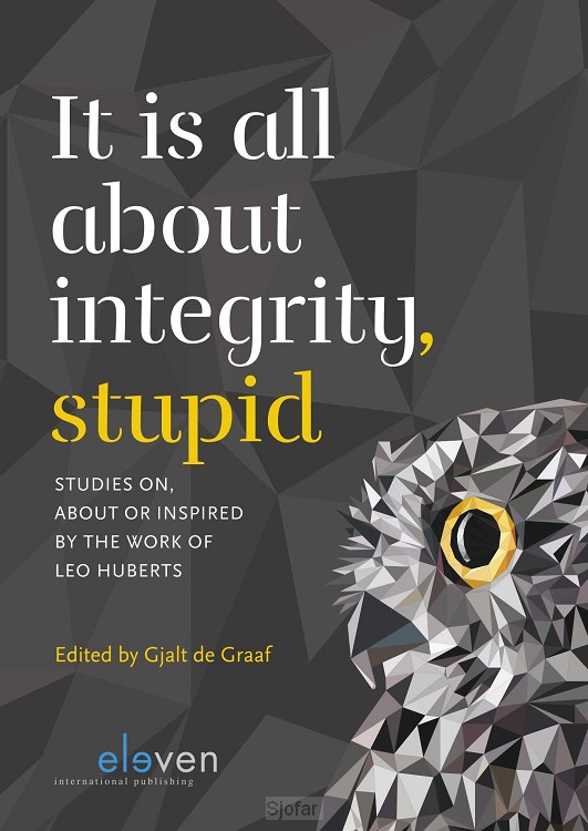 It is all about integrity, stupid