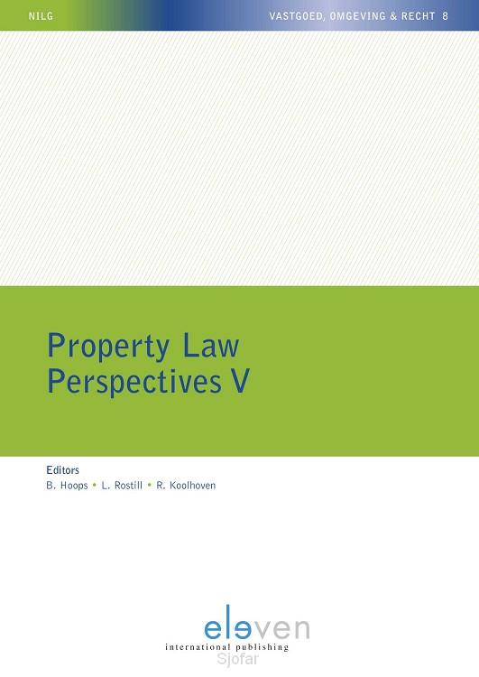 Property Law Perspectives V