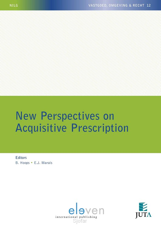 New Perspectives on Acquisitive Prescription
