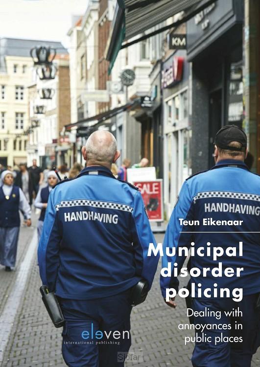 Municipal disorder policing