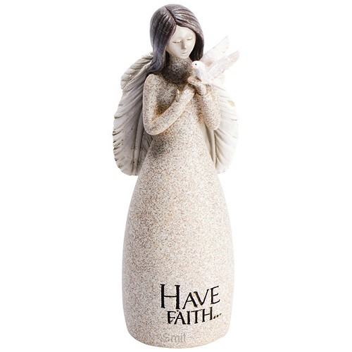 Figurine have faith