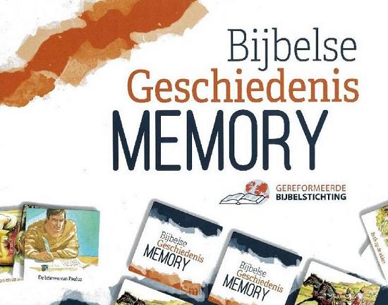 Memory bijbelse geschiedenis 3