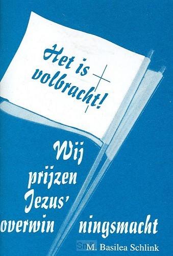 Wij prijzen Jezus overwinningsmacht