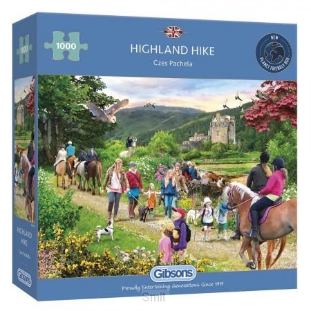 Highland Hike 1000 st