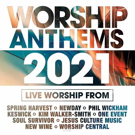 Worship Anthems 2021 (2CD)