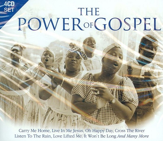 Power of gospel 4cd