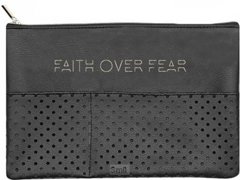 Multipurpose pouch faith over fear