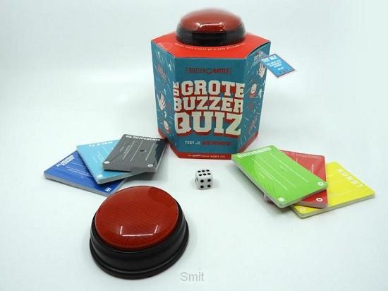 De grote buzzer quiz