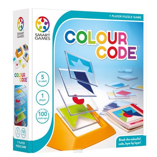 Spel Colour Code 5+