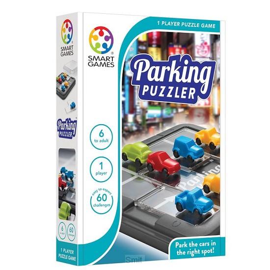 Spel Parking Puzzler 6+