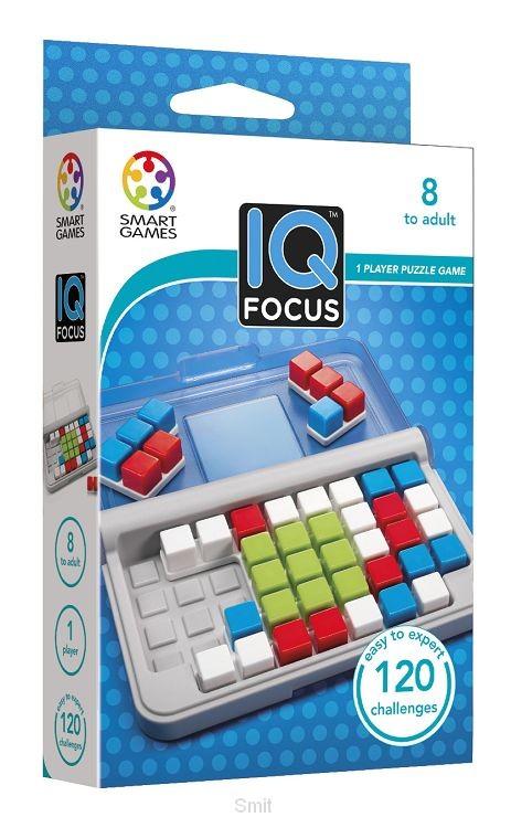 Spel IQ Focus 8+