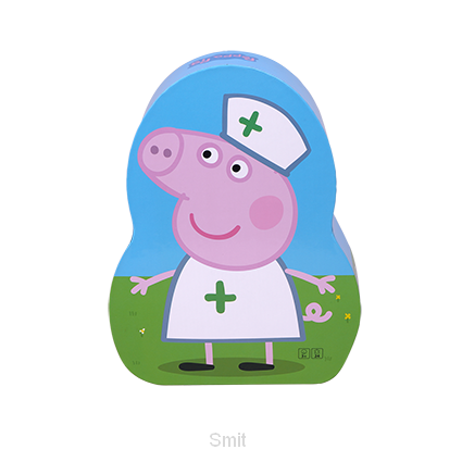 Peppa Pig Puzzel - Verpleegster