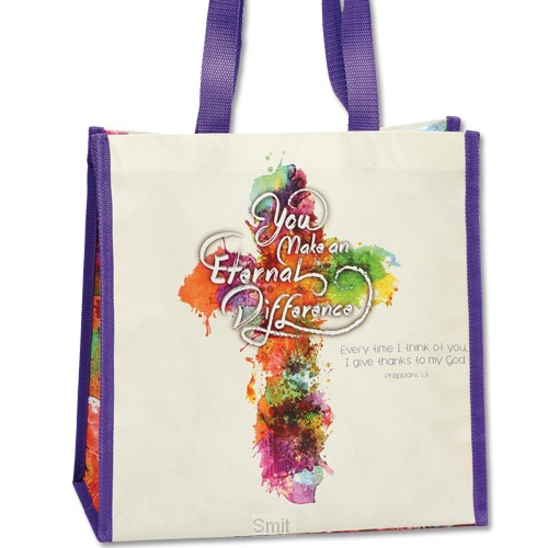 Tote bag eternal difference