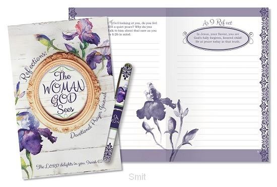 Journal/pen set reflections