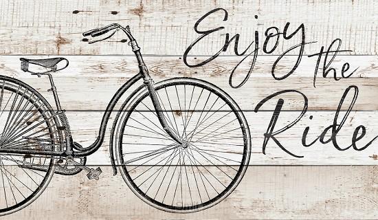 Enjoy the ride - Bike