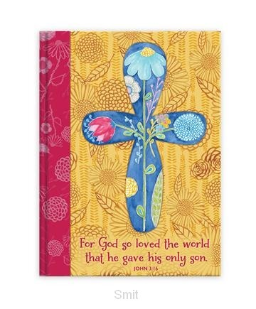 Hardcover journal John 3:16