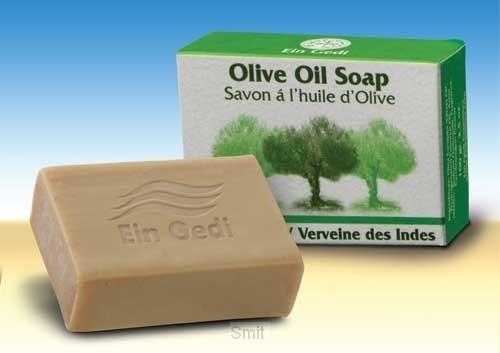 Zeep olijfolie lemongrass 100gr