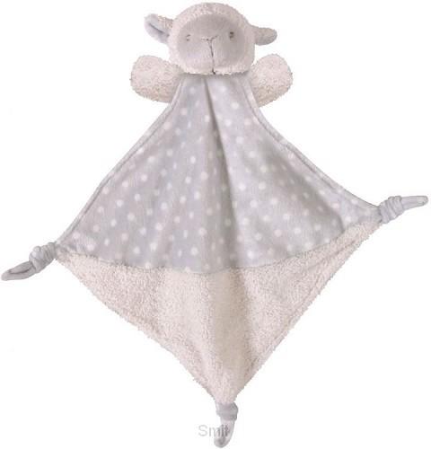 Cream Knotty Blankie Lamb