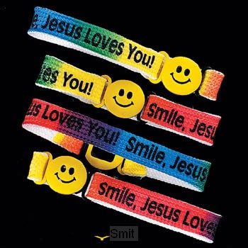 Bracelet Jesus loves you set6