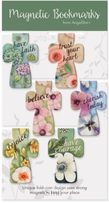Magnetic bookmark dream trust hope set6