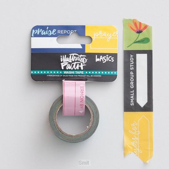 Document it - Washi tape 25 mm
