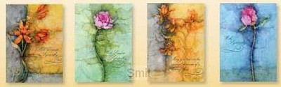 Cards sympathy comforting you set4