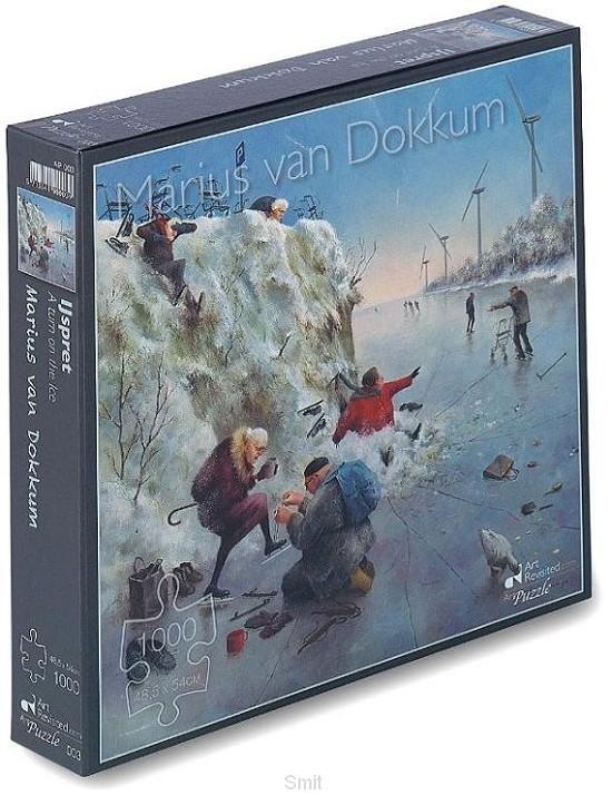 Marius van Dokkum - IJspret