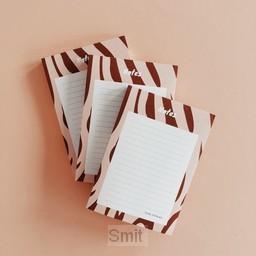 Noteblock Zebra Blush