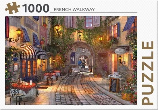 French Walkway - puzzel 1000 st