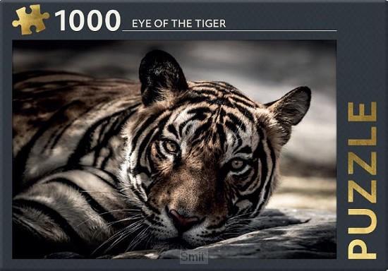 Eye of the tiger - puzzel 1000 stukjes