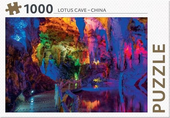 Lotus cave - China - puzzel 1000 stukjes