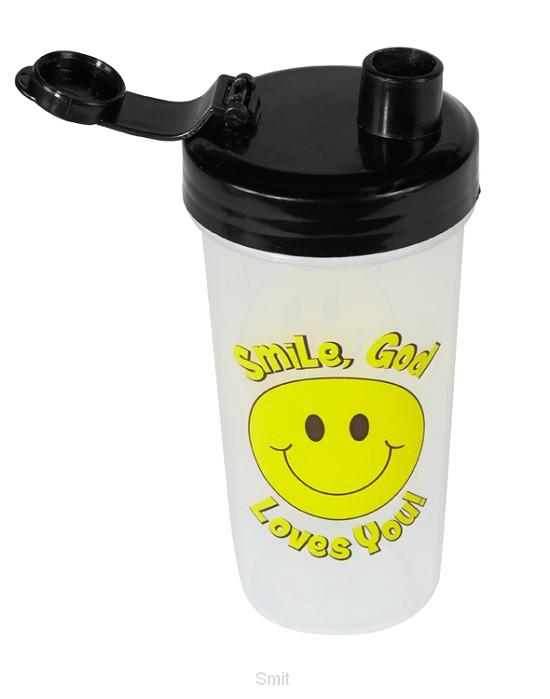 Tumbler smile God loves
