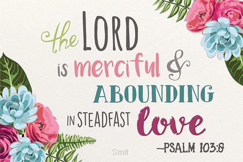 PIO Lord is merciful set10