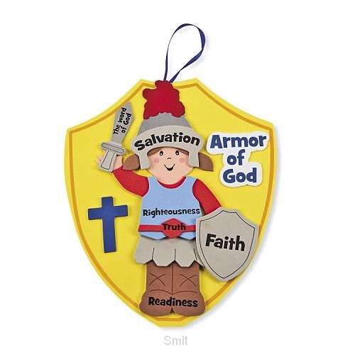 Craft kit armor of God set3