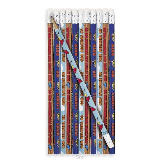Pencil camp courage set12