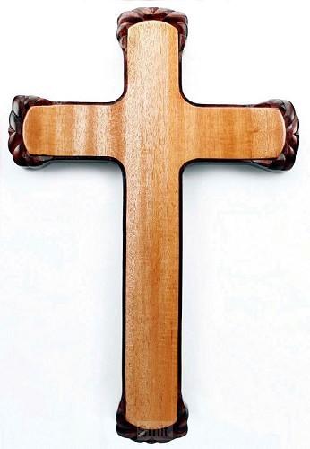 Kruis hout 35cm