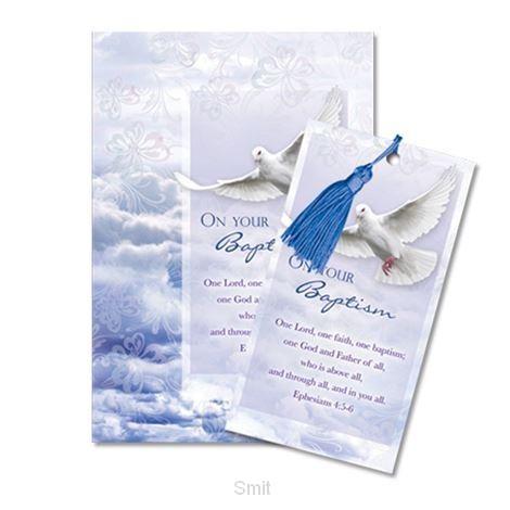 Baptism card on your baptism set3