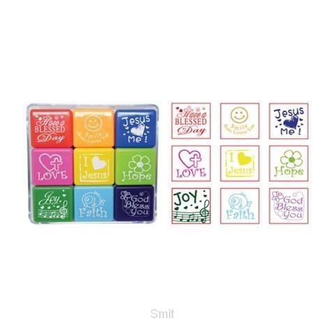 Christian stamp box set9