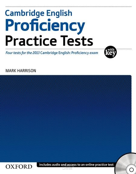 CPE Practice Tests New Edition: With Exp