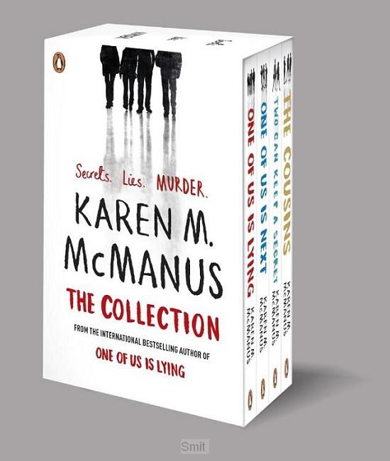Karen m. mcmanus 4-book boxset