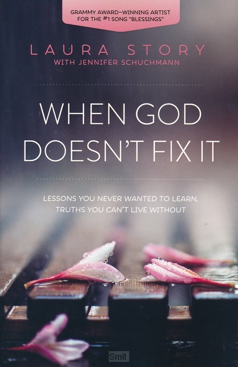 When God doesn''t fix it
