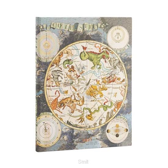 Agenda 2021 Celestial Planisphere