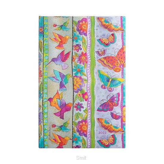 Agenda 2022 Hummingbirds & Flutterbyes