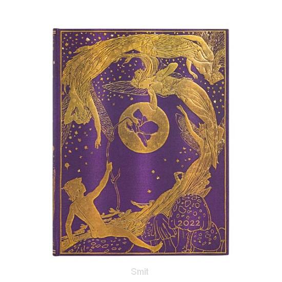 Agenda 2022 Violet Fairy