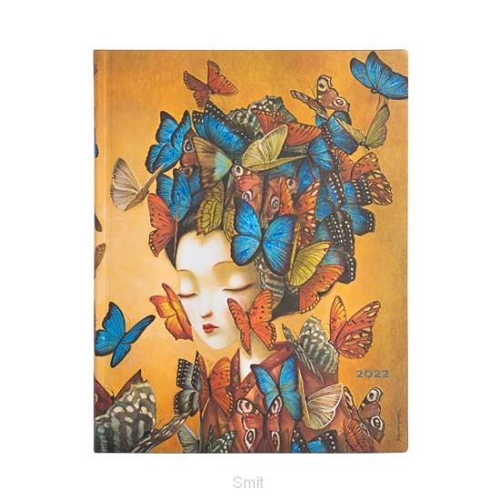 Agenda 2022 Madame Butterfly (flexi)