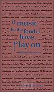 William Shakespeare Novel Journal